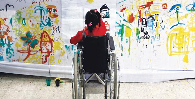 Personnes en situation de handicap : Lancement d'un projet de formation et d'intégration à Casablanca