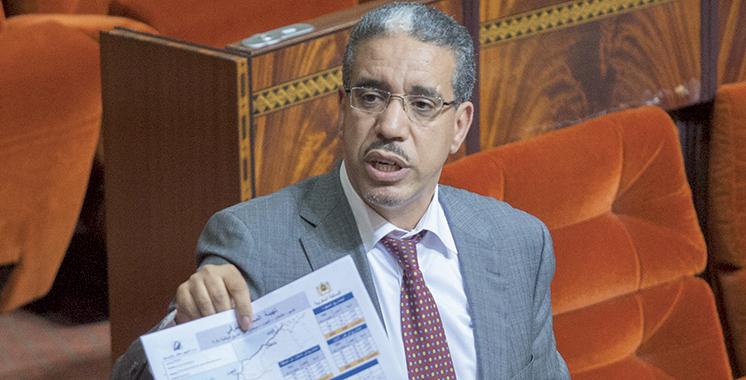 La province s'invite à la Chambre des conseillers : Le diagnostic de Aziz Rabbah sur la situation  à Jerada