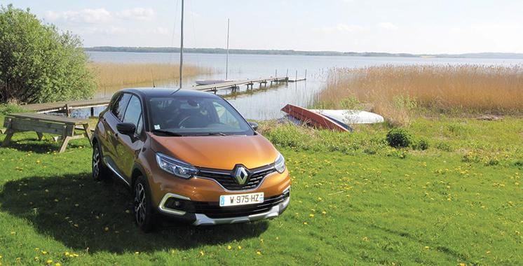 Le nouveau Renault Captur arrive au Maroc
