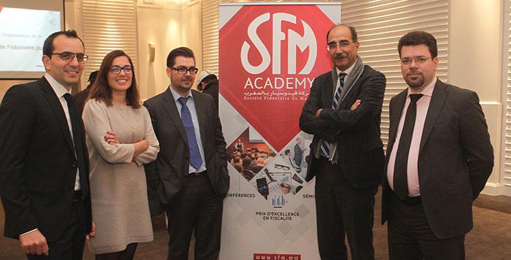 La société fiduciaire du Maroc lance son académie