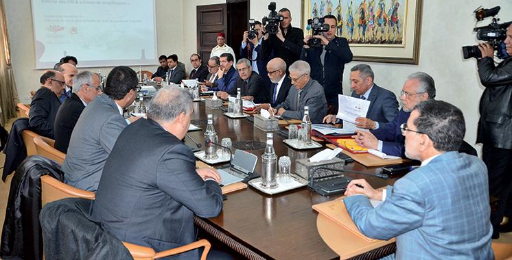 CRI : La commission de réforme tient sa troisième réunion