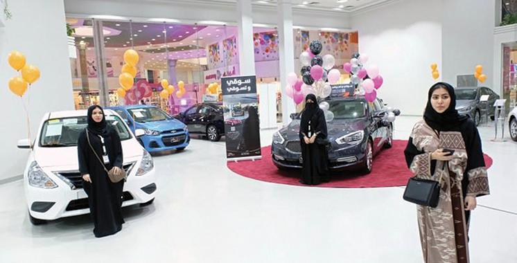 Arabie saoudite premier salon automobile r serv aux for Salon automobile allemagne