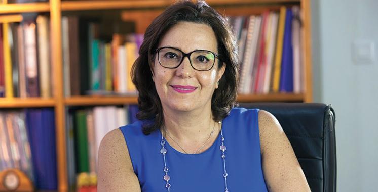 Samira Khamlichi promue PDG de Wafacash