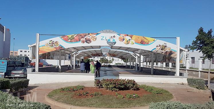 Sidi Bernoussi : De nouvelles structures pour recaser les marchands ambulants