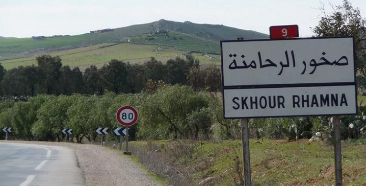 Plan Maroc Vert : 1,3 milliard DH d'investissements pour la concrétisation de 16 projets à Rhamna