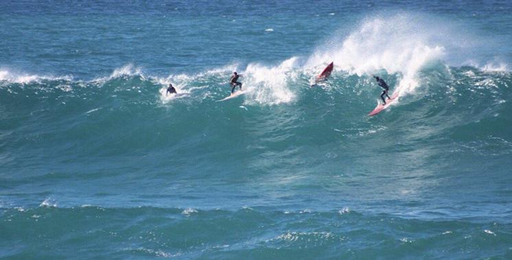 Surf et bodyboard : La 3ème édition  de l'Anza Open du 12 au 14 janvier