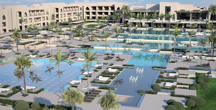 Groupe Tikida : Près d'un milliard de dirhams pour un hôtel à Taghazout