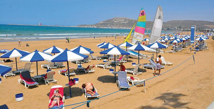 Tourisme : Les Marocains en tête de la clientèle d'Agadir au mois de mai