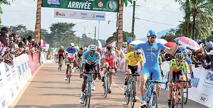 Tropicale Amissa Bongo de cyclisme: Le Maroc 5è au classement général par équipes