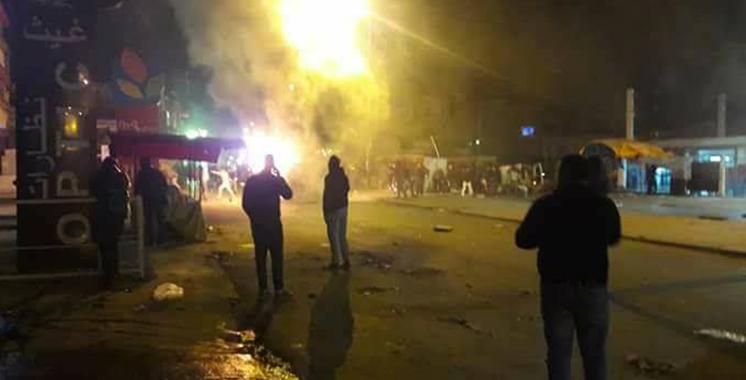 Tunisie : Un mort et plusieurs blessés dans des affrontements entre manifestants et forces de l'ordre