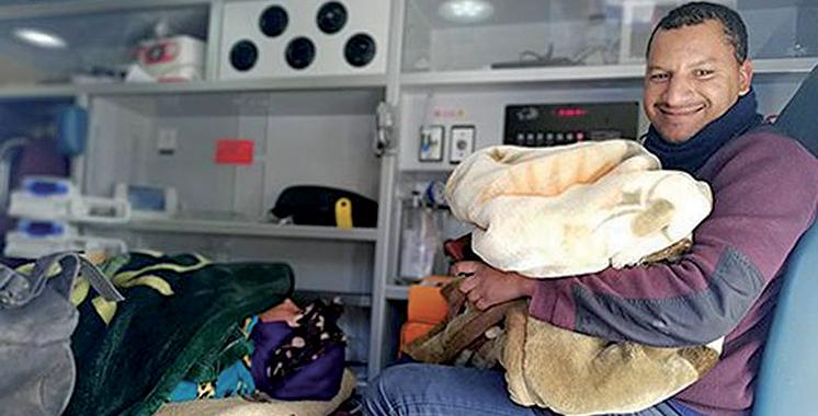 Imilchil : Une femme et son bébé sauvés de justesse grace à l'intervention urgente d'une équipe médicale spécialisée