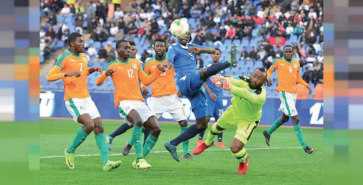 CHAN  Maroc 2018 : Face à la Zambie, la Côte d'Ivoire acculée à la victoire