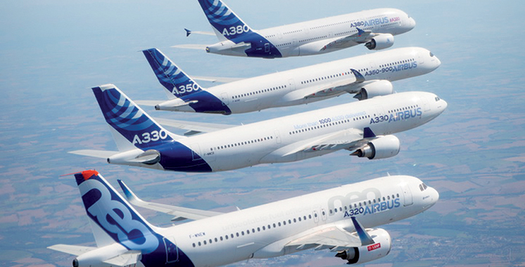 Airbus établit de nouveaux records de performance