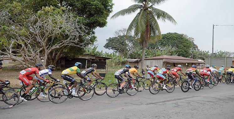 Tropicale Amissa Bongo : La sélection marocaine de cyclisme inaugure  sa saison 2018 au Gabon