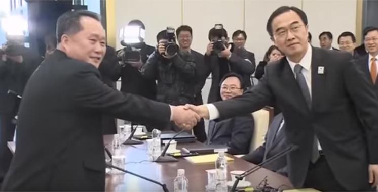 La Corée du Nord propose de participer aux jeux Olympiques de Corée du Sud