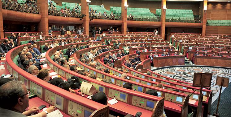 Parlement : Les conseillers ont soumis 11 propositions de loi