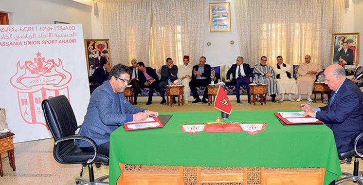 Le Hassania d'Agadir renouvelle son partenariat avec Škoda