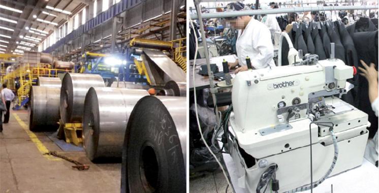 Conjoncture industrielle : La branche mécanique et métallurgique indemne