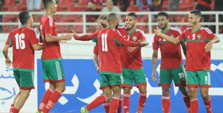 CHAN-2018: Le Maroc affronte le Cameroun en match de préparation