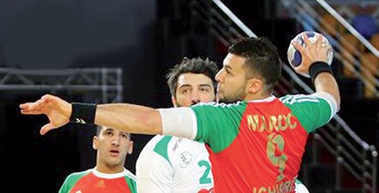 CAN de handball-Gabon 2018 : Le Maroc signe sa première victoire  et ravive ses chances