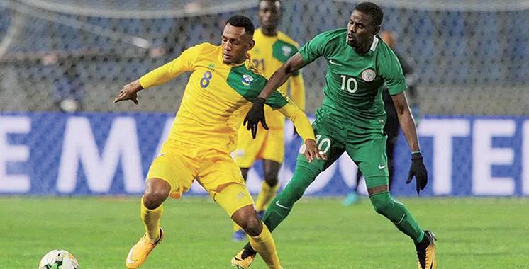 Nigeria-Rwanda : Premier match nul de la compétition