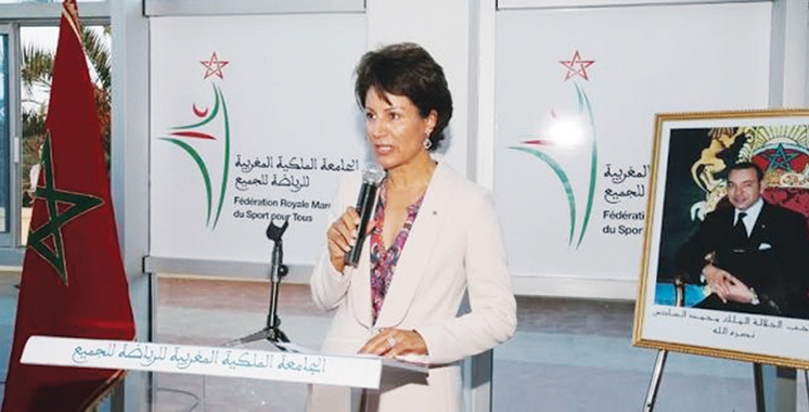 Jeux africains de la jeunesse 2018 :  Nezha Bidouane à Alger