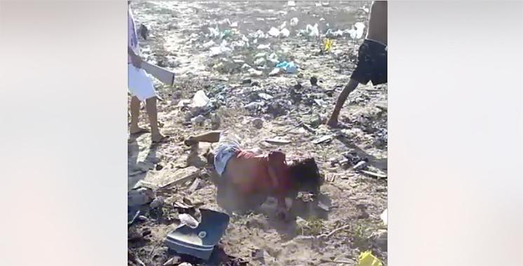 DGSN : La vidéo montrant une personne battue à mort concerne un crime commis dans un pays étranger