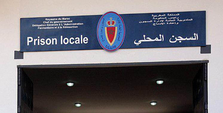 La DGAPR dépêche une commission d'enquête : Un prisonnier s'évade de la prison  locale Tanger I