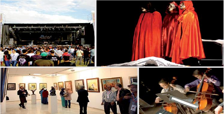 Plus de 40,3 millions DH pour soutenir les projets culturels : Livres, lecture, arts plastiques, visuels, théâtre…