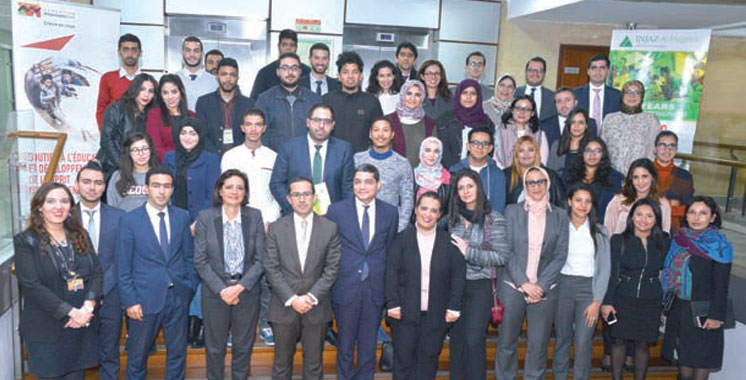 Smart Start 2017-2018 : 57 jeunes porteurs de projets accompagnés par Injaz Al-Maghrib et Attijariwafa bank