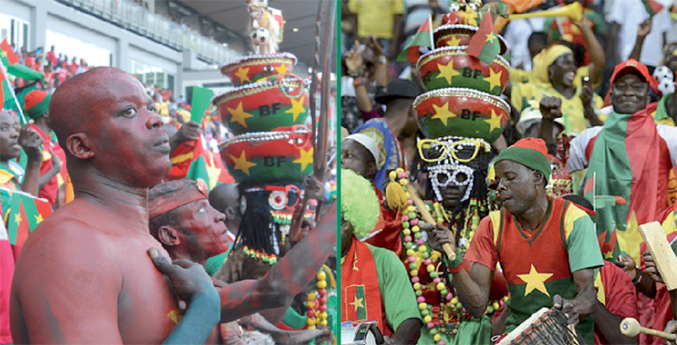 Burkina Faso : 27 supporters pour soutenir les Etalons au Maroc