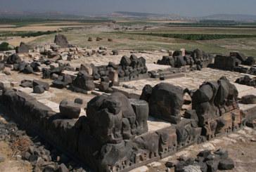 Syrie: un temple de 3000 ans endommagé par les raids aériens turcs