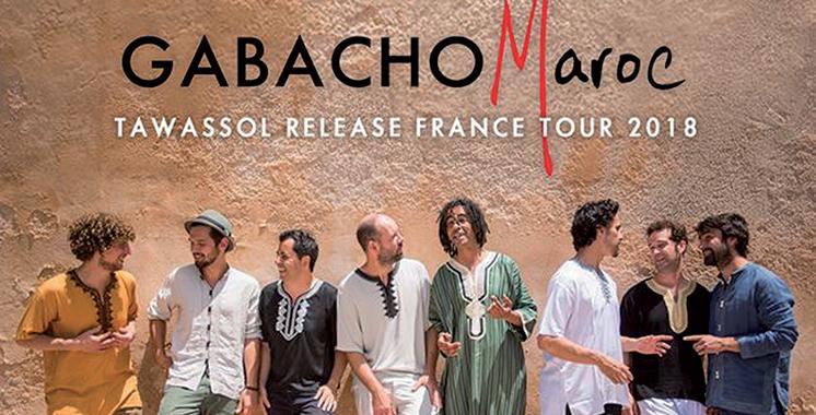 Nouvel album : Gabacho Maroc lance «Tawassol» en ce début d'année