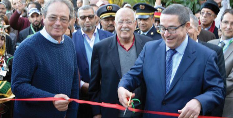 Un nouveau «Jardin des cactus» en plein Crocoparc d'Agadir