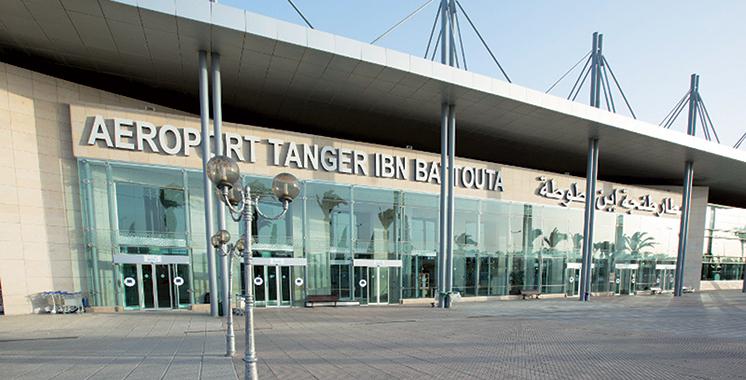 Aéroport Tanger Ibn Battouta : Progression de plus de 5% du trafic passagers à fin mai dernier