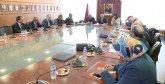 El Fassi rencontre les professionnels du BTP