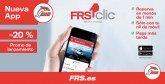 La nouvelle application de FRS, «FRS 1clic», permet de réserver en moins d'une minute