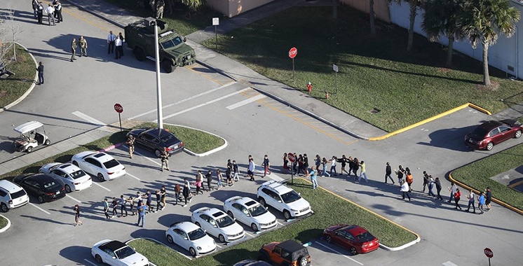 USA : 17 morts et 14 blessés dans une fusillade en Floride