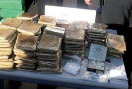 Casablanca : 990 Rivotril, 50 ecstasy et plus de 5,5 kg de haschich saisis