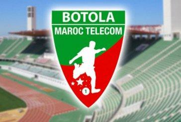16ème journée de la Botola Maroc Telecom : Le fauteuil de leader est en jeu