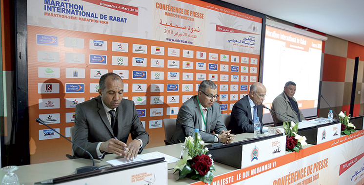4ème édition du Marathon International de Rabat : 12.000 participants attendus