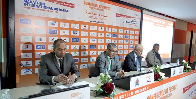 4ème édition du Marathon International de Rabat : 12.000 participants attendus
