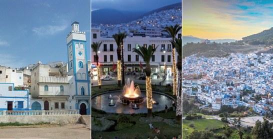 Tourisme : Tétouan, Chefchaouen et Larache séduisent toujours  les nationaux
