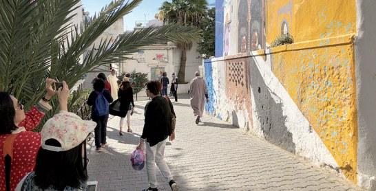 Plus de 12.000 Chinois ont visité Tanger en 2017