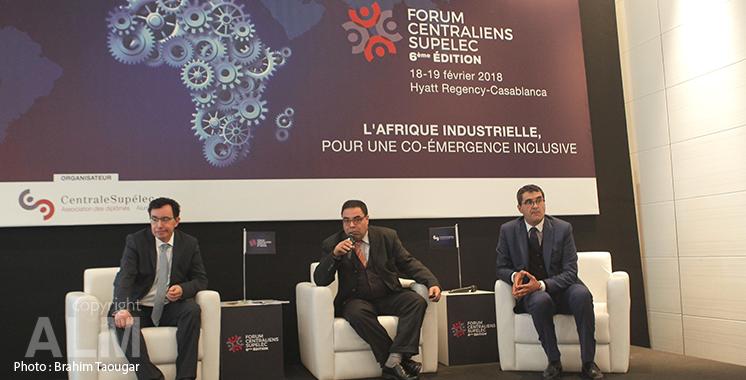 Casablanca : La 6è édition du Forum Centraliens Supélec, les 18 et 19 février