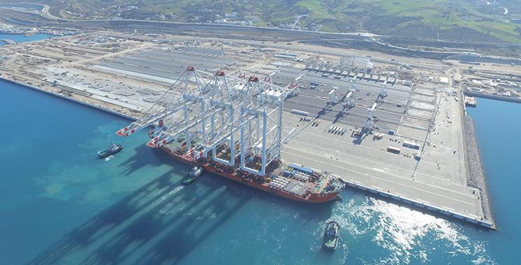 APM Terminals Medport Tangier s'équipe de trois portiques