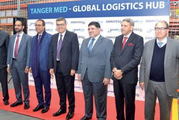 Logistique : Emirates Logistics-Adidas ouvre son centre à Tanger-Med