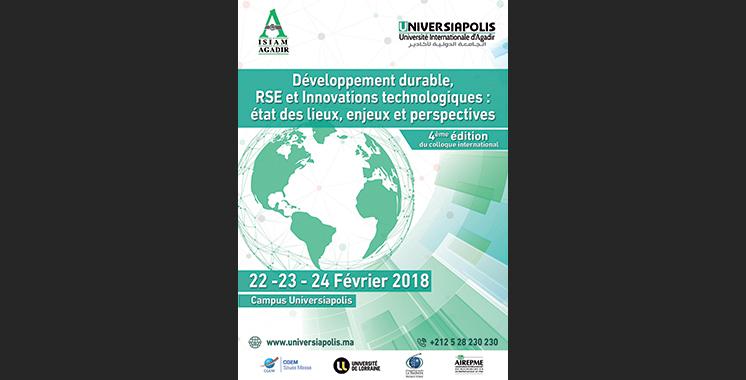 Agadir : RSE et développement durable sous le feu des projecteurs