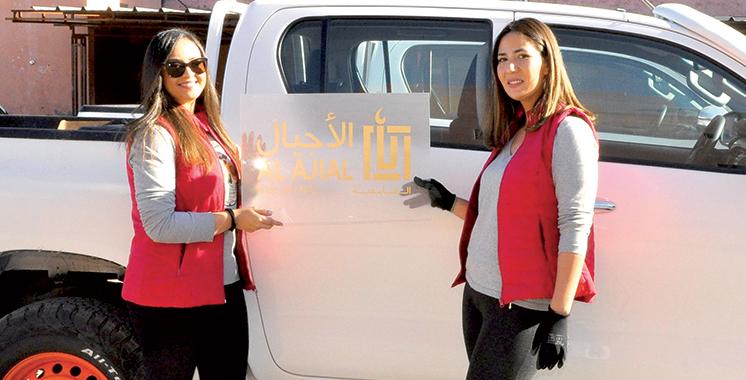 Al Ajial Holding s'engage dans la prochaine édition du Rallye Aïcha des Gazelles