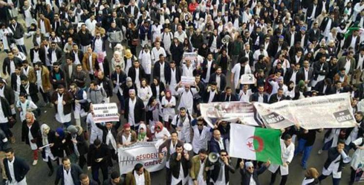 Alger : 4e mois de grève pour les médecins résidents